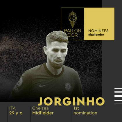 Jorginho (italiano) - meia - Chelsea