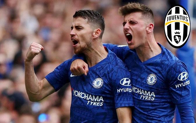 Jorginho. Posição: Meia. Idade: 28 anos. Clube atual: Chelsea. Clube interessado: Juventus.