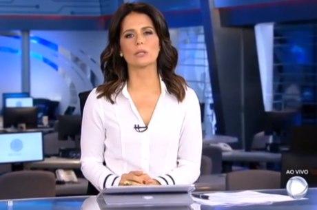 Jornal da Record atualizou informações de Brumadinho