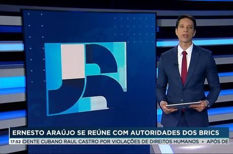 Boletim 'Jornal da Record' amplia vantagem