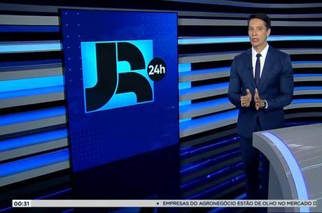 Edição do 'JR 24h' foi apresentada por Sergio Aguiar