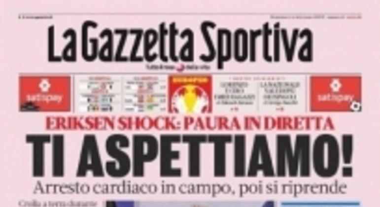 Jornal Gazzeta - Eriksen