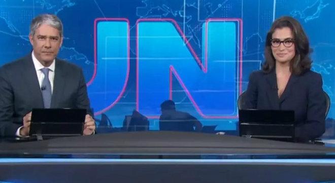 Jornal Nacional estreou série há poucos dias