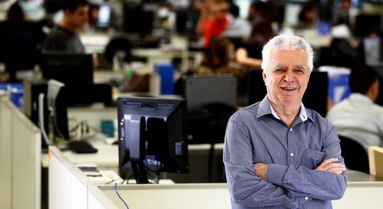 Jornalista José Maria Mayrink