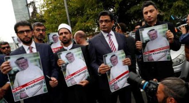 jornalista saudita desaparecido, Jamal Khashoggi