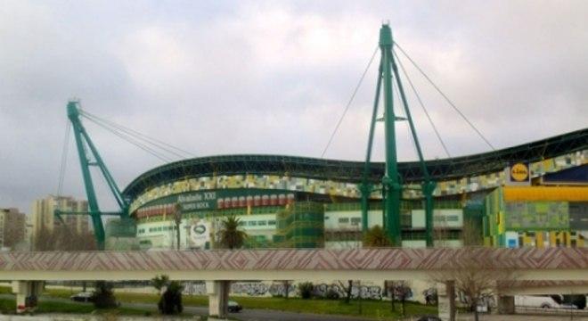 José Alvalade - Estádio Sporting