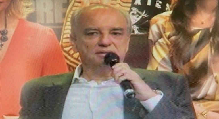 """José Amâncio dirigiu todas as edições de """"O Aprendiz"""""""