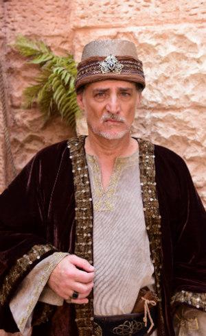 Giuseppe Oristanio relembra personagem