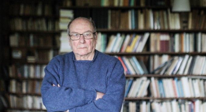 O filósofo José Arthur Giannnotti, que morreu aos 91 anos