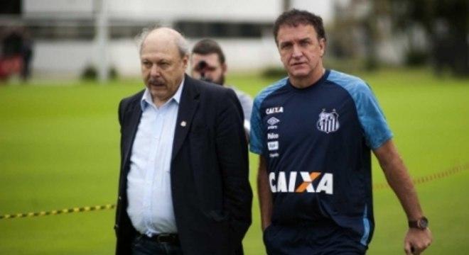 José Carlos Peres e Cuca