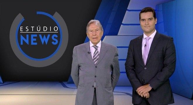 José Edson Galvão de França e Gustavo Toledo