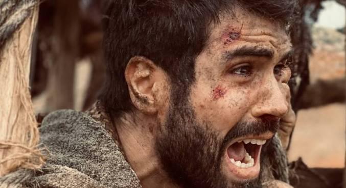 Juliano Laham é o intérprete do personagem José na sétima fase de Gênesis
