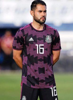 José Joaquin Esquivel: 23 anos – meio-campista – FC Juárez (MEX) – Valor de mercado: 2 milhões de euros.