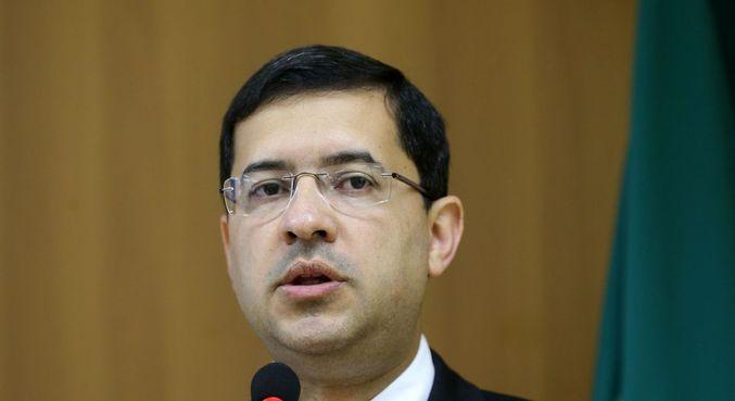 O ex-advogado-geral da União José Levi Mello do Amaral Júnior, demitido nesta segunda