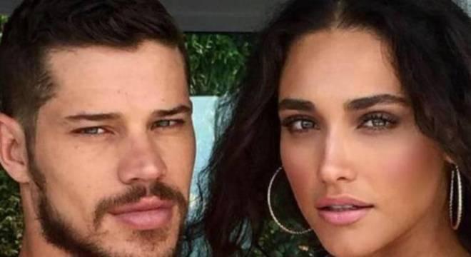 Jose Loreto e Débora Nascimento ficaram juntos por seis anos