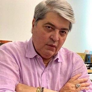 José Luiz Datena está muito na bronca