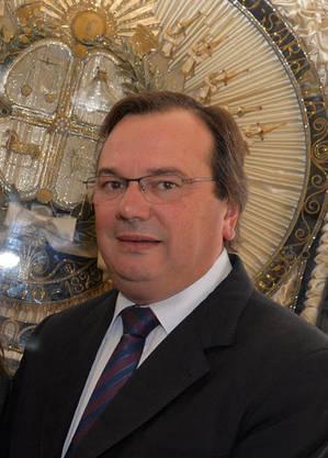 Falero foi nomeado para o cargo em 24 de maio