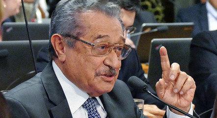 José Maranhão morreu por complicações da covid-19