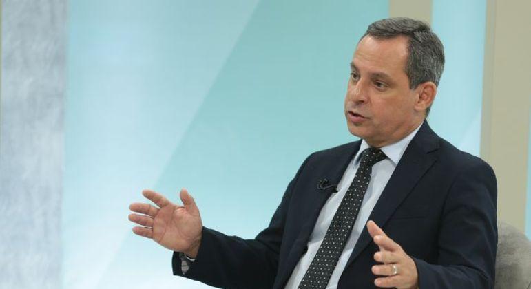 O secretário de Petróleo, Gás e Biocombustíveis do MME, José Mauro Coelho, defende unificação do ICMS