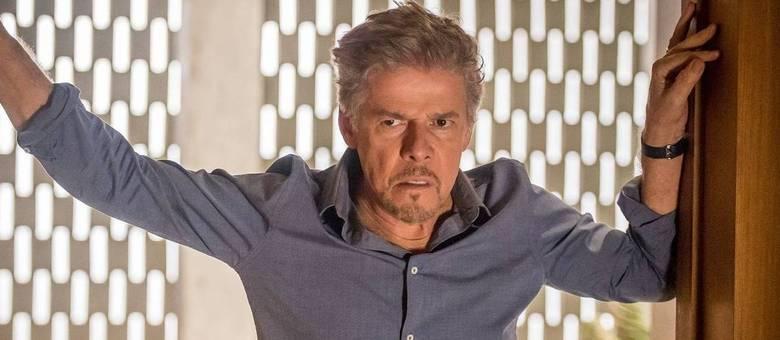 Fora da Globo, José Mayer nunca esteve tão presente em suas novelas