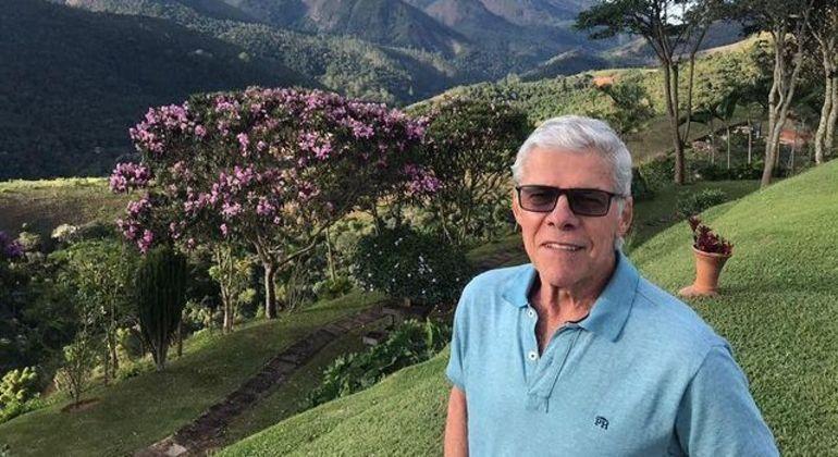 José Mayer diz que cansou de vida célebre