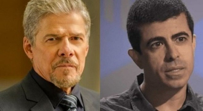 Jose Mayer e Marcius Melhem foram acusados de assédio na Globo