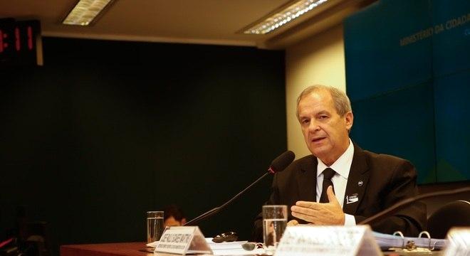 José Paulo Martins assume interinamente a Sec. Especial de Cultura