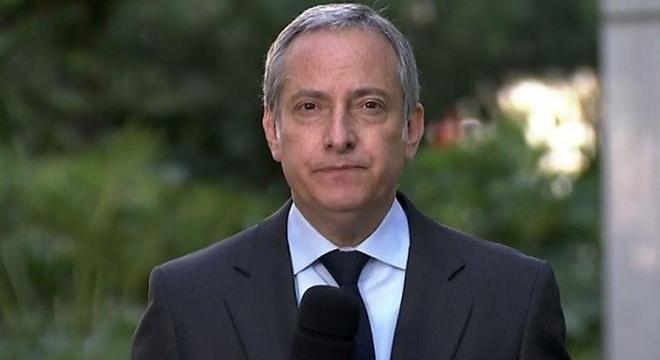 José Roberto Burnier assumiu em julho noticiário na GloboNews