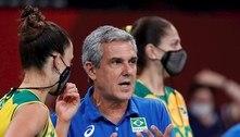 Seleção feminina de vôlei enfrenta Coreia do Sul por vaga na final