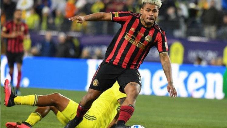 Josef Martínez (27 anos) - Clube: Atlanta United - Posição: atacante - Valor de mercado: 15,4 milhões de dólares.