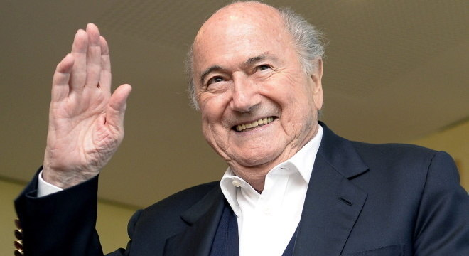 Joseph Blatter saiu da Fifa em 2015, devido à acusações de corrupção