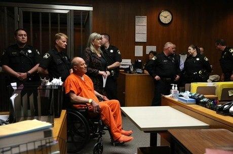 DeAngelo foi preso em abril de 2018 após 40 anos