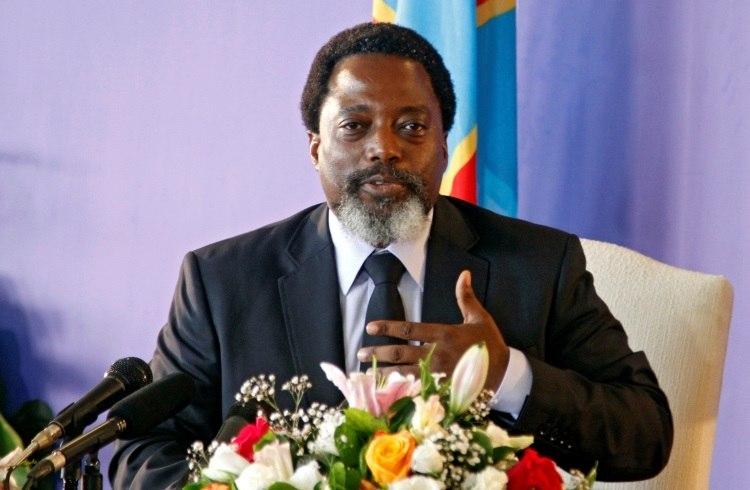 Kabila, do Congo, nomeia chefe do Exército sob sanções internacionais