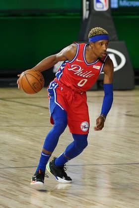 Josh Richardson (Philadelphia 76ers) 6,0 - Richardson obteve 18 pontos e seis rebotes na derrota do Philadelphia 76ers para o Boston Celtics. O ala-armador errou dez de seus 17 arremessos, entretanto