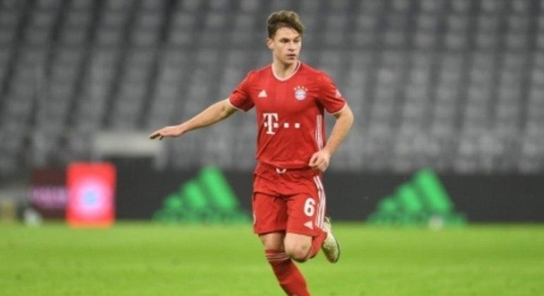 Joshua Kimmich - Bayern de Munique