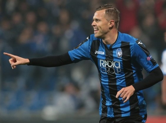 Josip Ilicic - O esloveno da Atalanta joga no ataque, mas também como meio de campo. Com 15 gols, soma 30 pontos no ranking até agora.