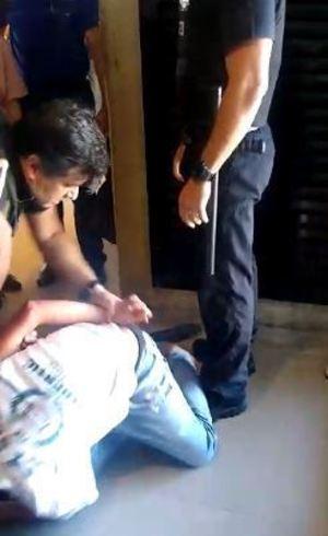 Jovem de 14 anos agredido por seguranças do Metrô de SP