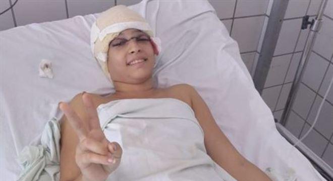 Débora passa por 4ª cirurgia em Hospital Especializado de Ribeirão Preto