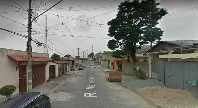 Crime aconteceu na rua Manuel Vieira Dantas, no Itaim Paulista