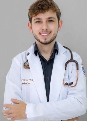 Jose Victor Menezes Teles, 20 anos