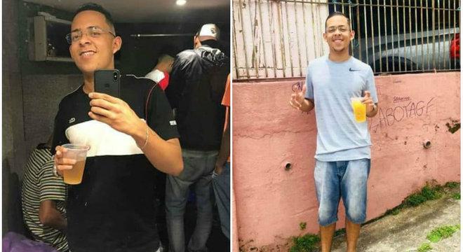 Câmeras de segurança revelaram farsa de policiais que mataram Thiago