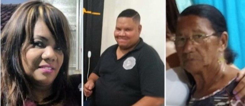Marina perdeu o irmão, Jaiel, e a mãe, Marlene, em dez dias para a covid-19