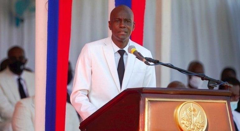 Jovenel Moïse, presidente do Haiti, foi morto a tiros dentro da própria casa