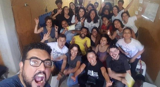 Jovens que transformam a realidade de meninas e meninos na Brasilândia