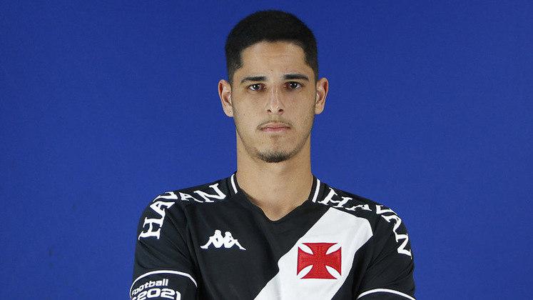 JP Galvão - manteve: outro a entrar aos 41 minutos da partida contra o Volta Redonda.