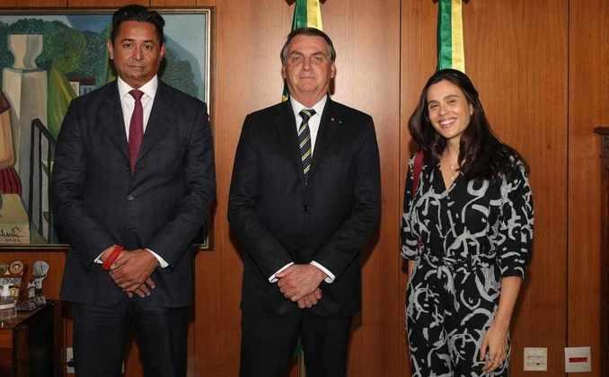 JR Pereira (esquerda) é um dos responsáveis pelo projeto em Deodoro. Ele espera que o empreendimento recebe uma etapa da Fórmula 1 já no próximo ano