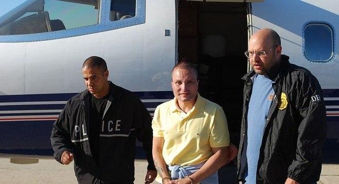 Abadía foi extraditado aos EUA em 2008 e passou a cooperar com investigadores