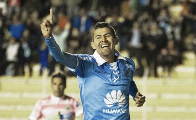 Juan Carlos Arce - 36 anos - Clube atual: Always Ready-BOL (Grupo B)