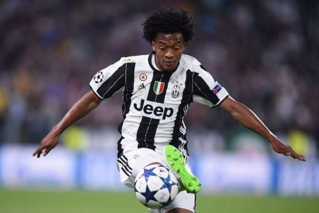 Juan Cuadrado, da Juventus, é colombiano