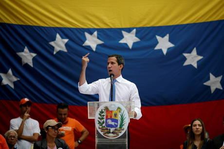 Guaidó poderá acessar reserva de ouro venezuelana